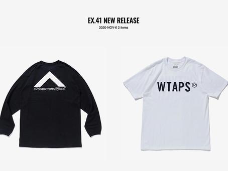 EX.41 NEW RELEASE 2020-NOV-6 2 items