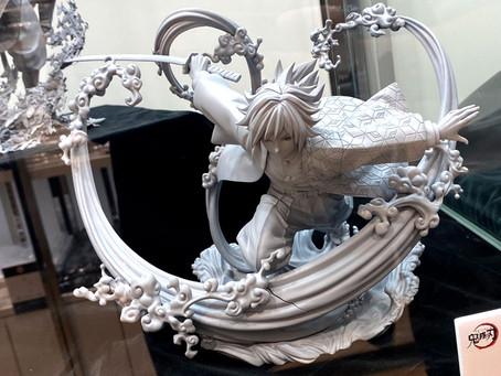 【鬼滅の刃】鬼殺隊 柱・冨岡義勇と胡蝶しのぶをアニプレックスからフィギュア化!