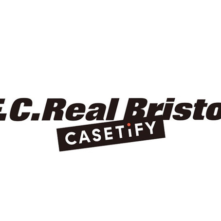 CASETiFY × F.C.Real Bristol コラボコレクション発売!
