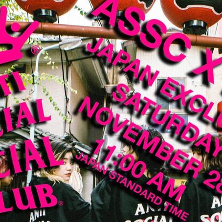 BiSH × Anti Social Social Clubコラボコレクションが受注販売開始!