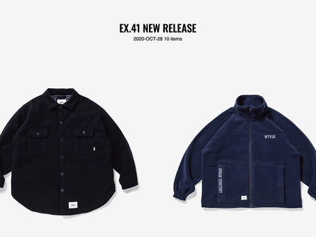 EX.41 NEW RELEASE 2020-OCT-28 10 items