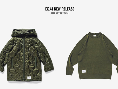 EX.41 NEW RELEASE 2020-OCT-30 9 items