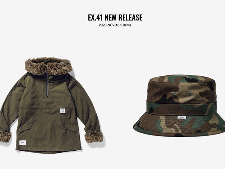 EX.41 NEW RELEASE 2020-NOV-13 5 items