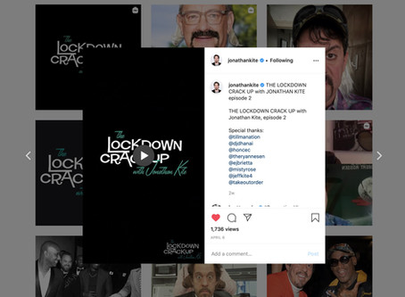 OFFLINE SERVICES - The Lockdown Crackup - hosted by Jonathan Kite