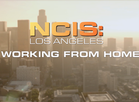 ONLINE SERVICES - NCIS:LA - Working from Home