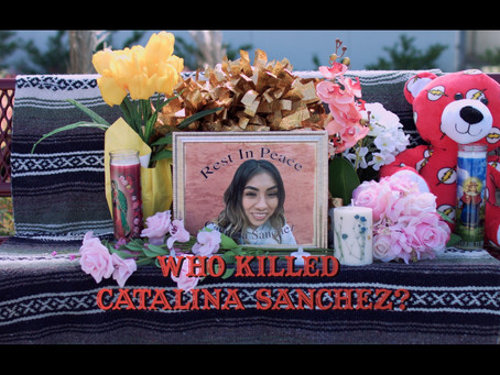 OFFLINE SERVICES - Who Killed Catalina Sanchez? - directed by Edward Broaddus