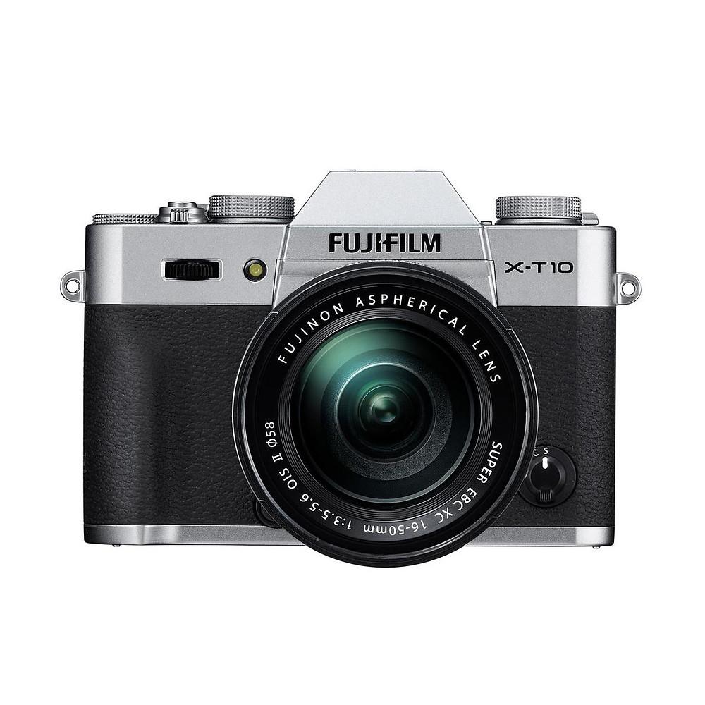 The Fuji XT10
