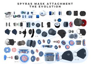 An Evolution: The Spyras Smart Mask Attachment