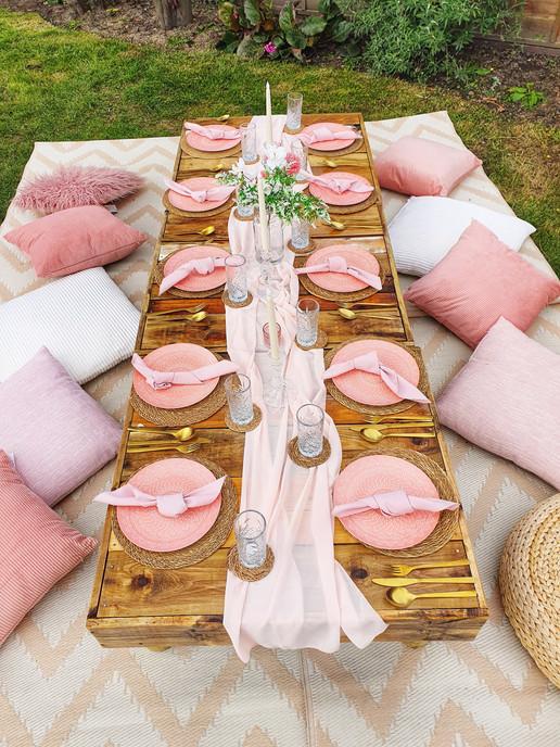 Boho picnic package
