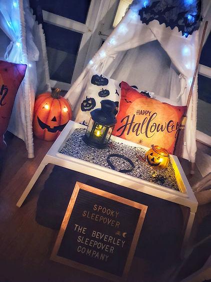 Halloween teepees
