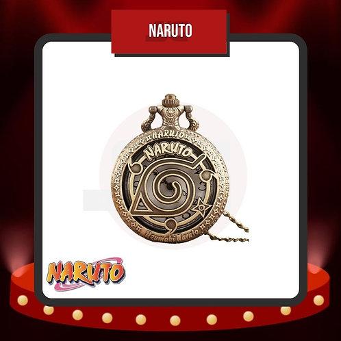Reloj de Bolsillo Naruto Cerrado
