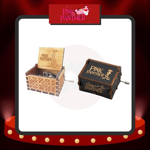 Cajas Musicales Pantera Rosa