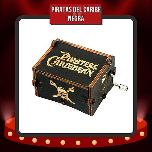 Caja Musical Piratas del Caribe