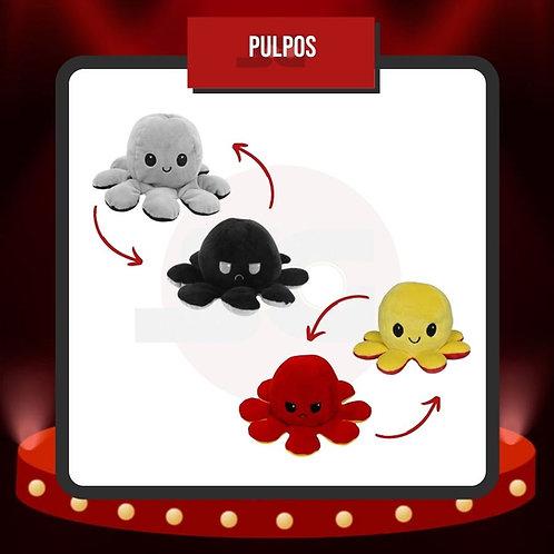 Peluches Pulpo