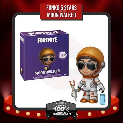 Funko 5 Stars Moon Walker en Caja