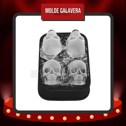 Molde Calavera