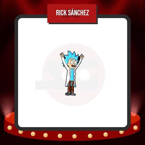 Pin Rick Sánchez