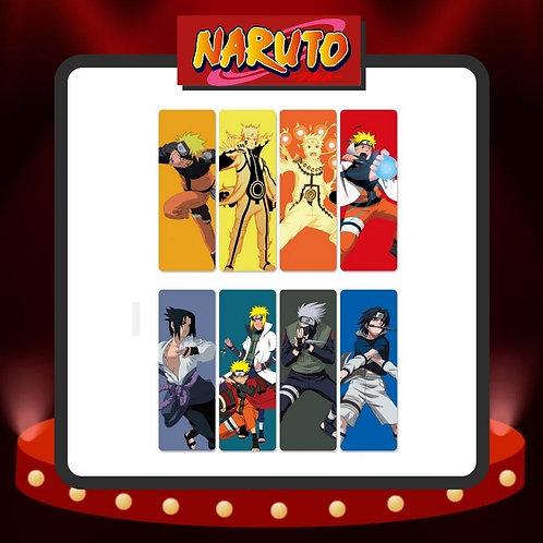 Marcapáginas PVC Naruto