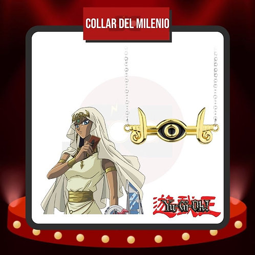 Collar del Milenio Yu-Gi-Oh de Ishizu