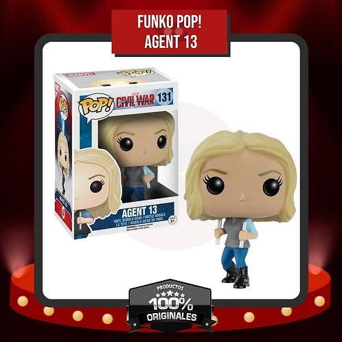 Funko Pop! Agent 13 (131) en Caja