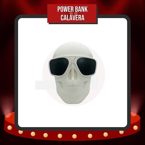 Power Bank Calavera