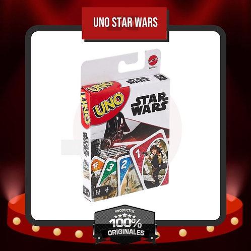 Juego de Cartas UNO Star Wars