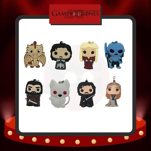 Llaveros de PVC Game of Thrones