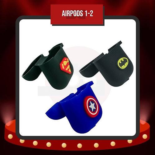 Funda Protectora AirPods 1 y 2 Sencilla