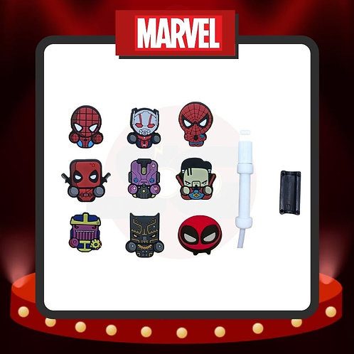 Protector para Cable Marvel