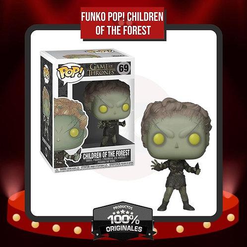 Funko Pop! Children of the Forest (69) en Caja