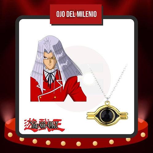 Collar Ojo del Milenio Yu-Gi-Oh de Pegasus