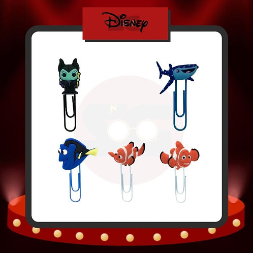 Clips para marcar páginas Disney