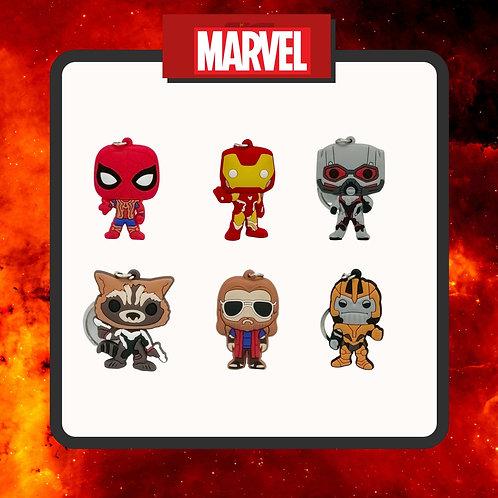 Llaveros Marvel Grupo 2
