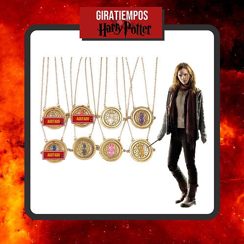 Collar Giratiempo Hermione (Harry Potter)