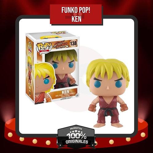Funko Pop! Ken (138) en Caja