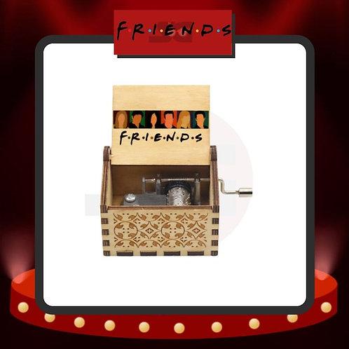 Caja Musical Friends