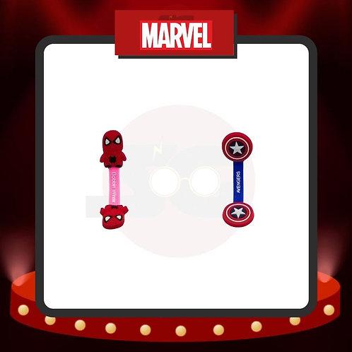 Organizador de Cables Marvel