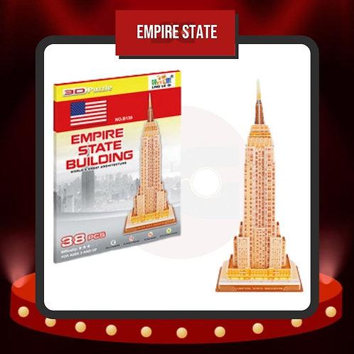 Rompecabezas 3D Empire State