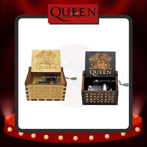 Cajas Musicales Queen