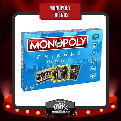 Caja Monopoly Friends