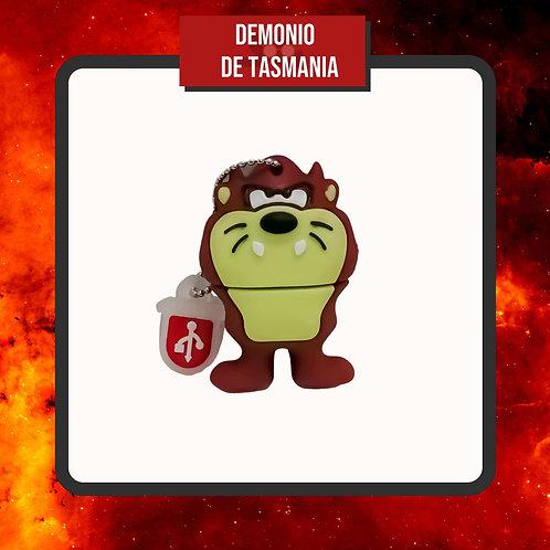 USB 16 Gb Demonio de Tasmania