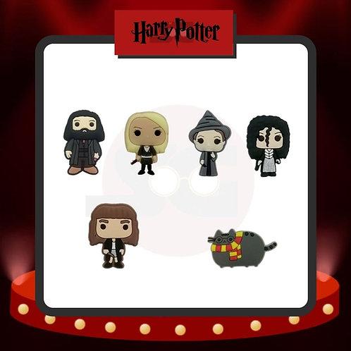 Imanes Harry Potter Grupo 2