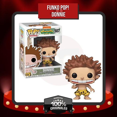 Funko Pop! Donnie (507) en Caja