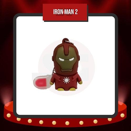 Memoria USB 16 GB Iron Man 2 de Marvel