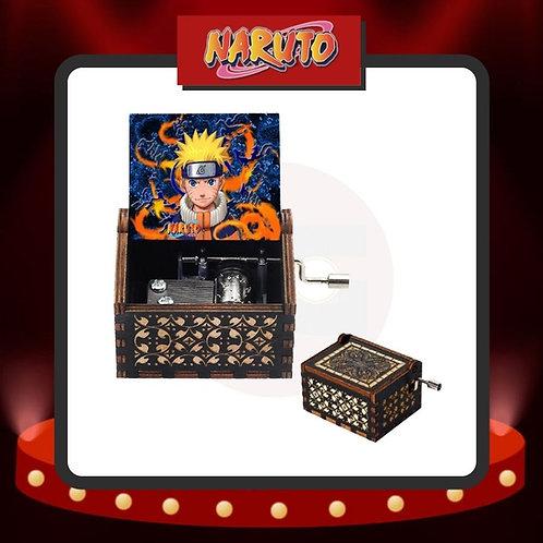Caja Musical Naruto