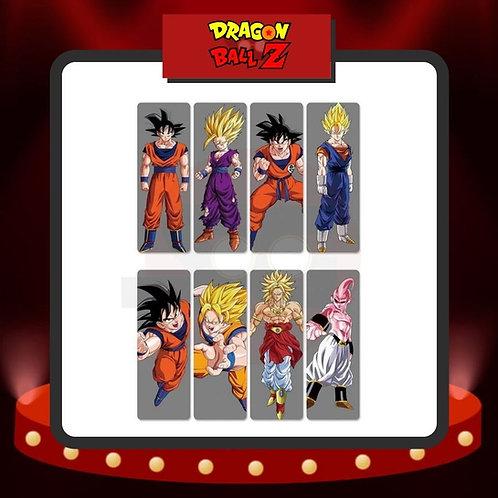 Marcapáginas PVC Dragon Ball Z