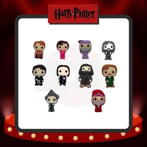 Pines para Crocs Harry Potter Grupo 1