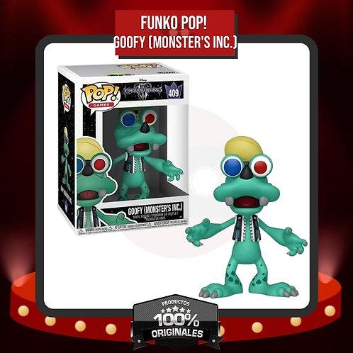 Funko Pop! Goofy Monsters Inc (409) en Caja