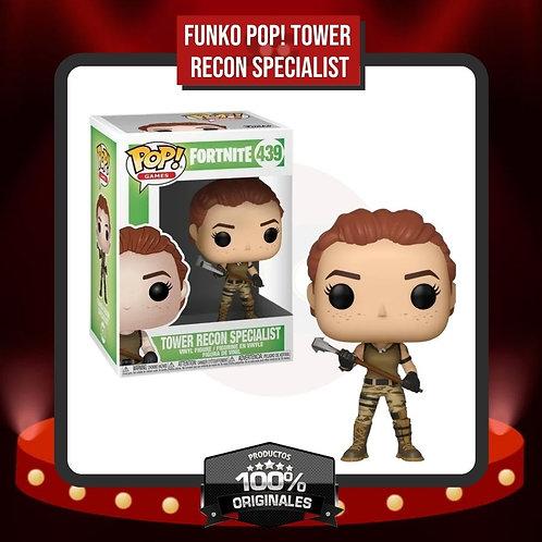 Funko Pop! Tower Recon Specialist (439) en Caja