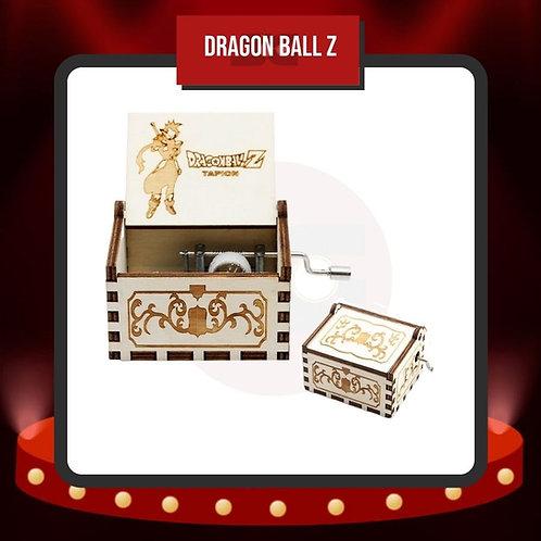 Caja Musical Dragon Ball Z